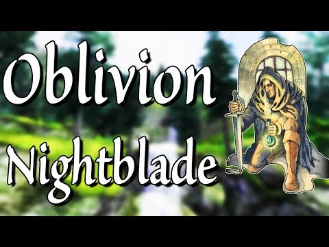 How To Make A Nightblade In Oblivion