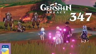 Genshin Impact: Inazuma & Playing as Ayaka - Update 2.0 - iOS/Android Gameplay Walkthrough Part 347