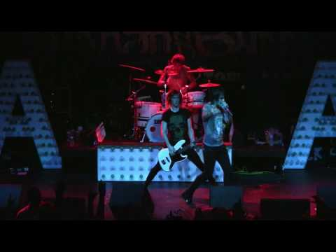 2010.07.18 Asking Alexandria - Breathless NEW SONG HD (Live in Milwaukee, WI)