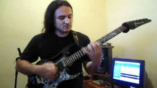 Saint Seiya-Pegasus fantasy (METAL GUITAR)-EVANDRO SONTAG