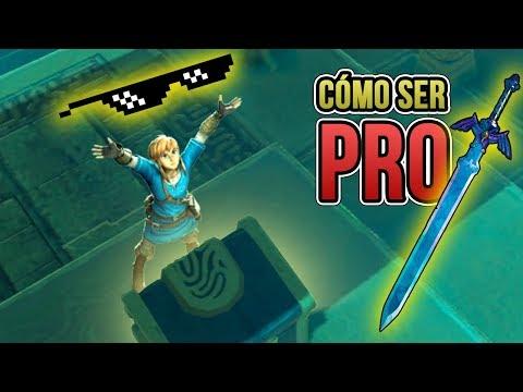 PRO TIPS en The Legend of Zelda: Breath of the Wild