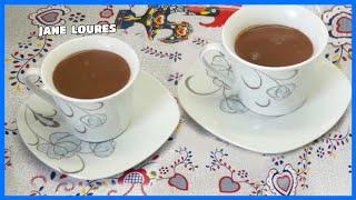 DELÍCIA DE CHOCOLATE QUENTE