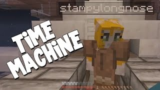 Minecraft Xbox - Day Of Reckoning - Time Machine! [3]