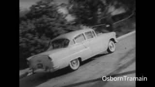 1955 Chevy Bel Air Commercial -  The Story is 3 New Engines!