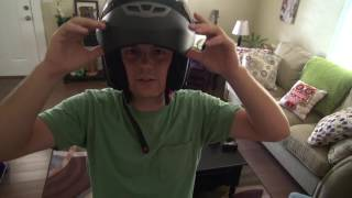 Hawk ST1198 Helmet and HawkX1 Bluetooth Review