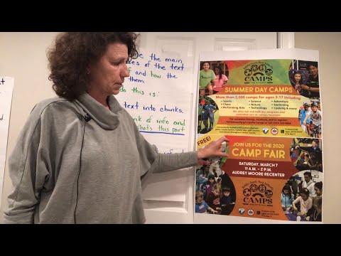 Readers Determine Main Idea to Help Them with Purpose - Language Arts, Reading, Grade 3 - 6