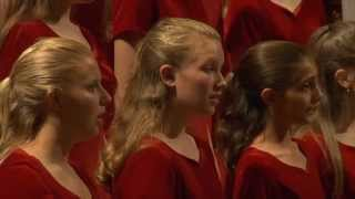 "Conspirare Youth Choirs performs ""Away from the Roll of the Sea"""