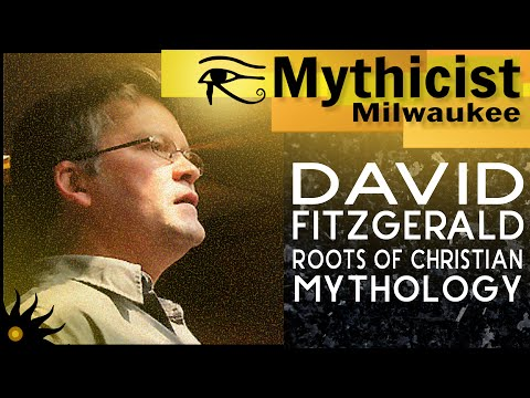 David Fitzgerald Reveals the Roots of Christian Mythology