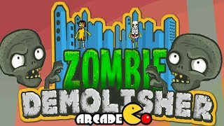 Zombie Demolisher Walkthrough All Levels 1 - 30