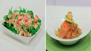 سمك بالكاري - سلطة سبانخ و فراولة | عمايل إيديا حلقة كاملة