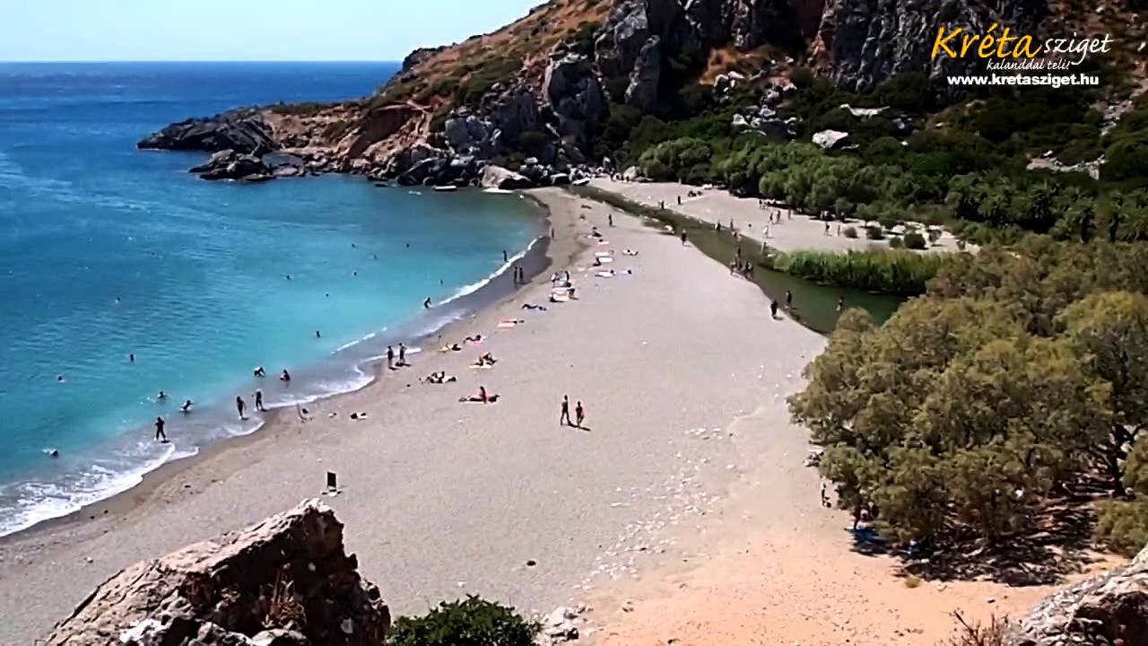 Preveli Palm Beach Kr 233 Ta Hd Preveli Palm Beach Crete