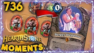 When They Ask For Epic Sax!! | Hearthstone Daily Moments Ep. 736