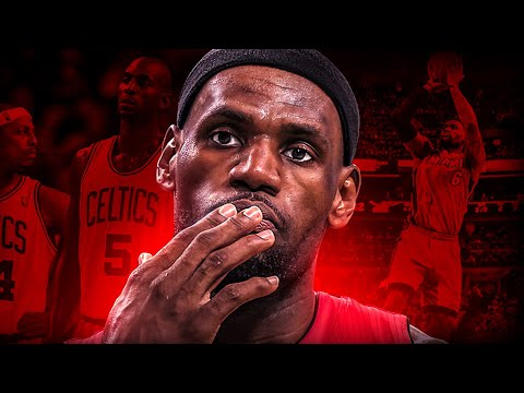 LeBron James' BEST GAME EVER - 동영상