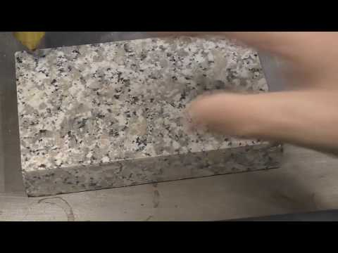 RDWorks Learning Lab 132 Photo Engraving Mineral Materials Part 1