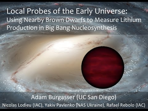 Colloquium at CSU Long Beach: Searching for Lithium in L Subdwarfs