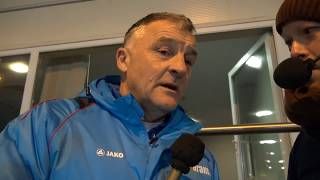 Dave Penney post-match AFC Telford United