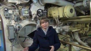 видео Вытегра достопримечательности подводная лодка