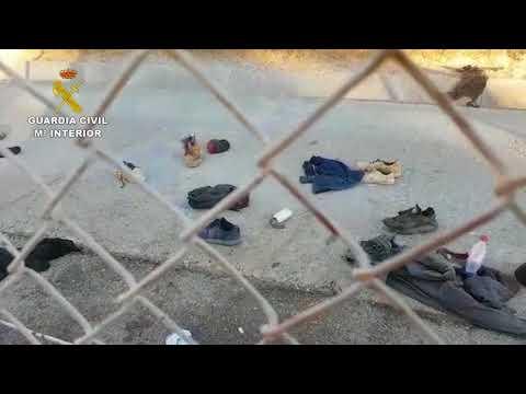 """Más de 600 migrantes acceden a Ceuta con medios """"virulentos"""""""