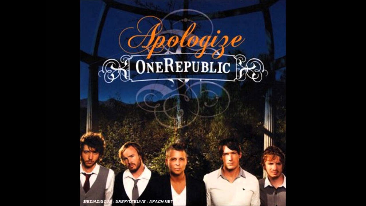 APOLOGIZE CHORDS by OneRepublic