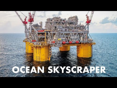 Skyscraper at Sea: Building the Amazing Appomattox