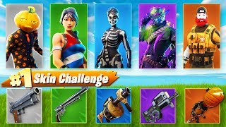 Legendäre Lucky Skin Challenge in Fortnite 🍀
