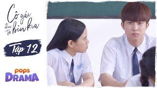 Phim Ma Học Đường Cô Gái Đến Từ Bên Kia   Tập 12  K.O,Emma,Quỳnh Trang,Thông Nguyễn,Hoài Bảo,Uyển Ân