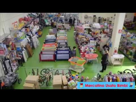 b194201feb4afc Mercatino Usato Bimbi Rho - YouTube