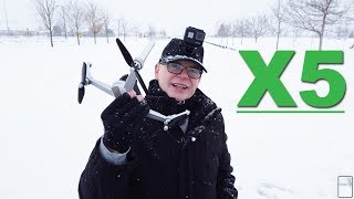 Want to fly camera drones? Get the JJPRO X5  - Such a good drone!