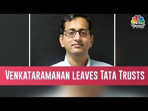 R Venkataramanan  Quits From Sir Dorabji Tata Trust Mp3
