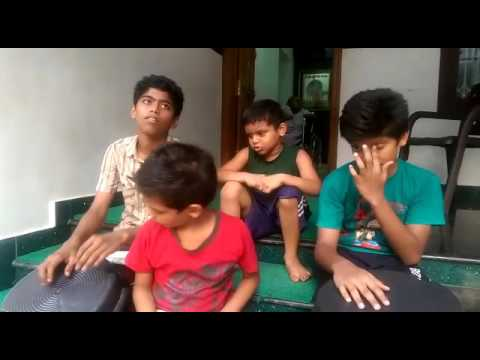 Muthe Ponne Panagale Song By Children's  Action Hero Biju(1)