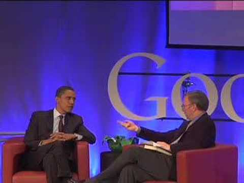 Barack Obama: Q And A From Google Employees I