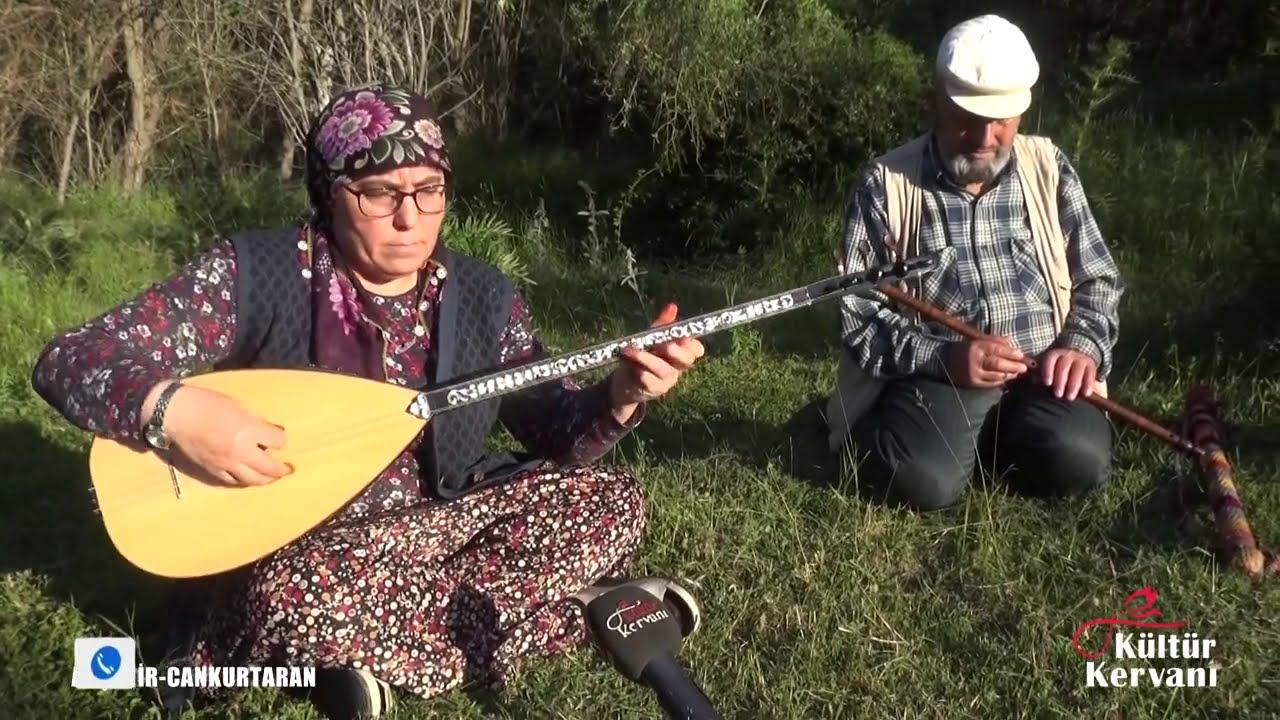 Yörük kadını Sultan Bacı' dan duygusal dertli Türküler - Ördeğime kaz diyorlar.