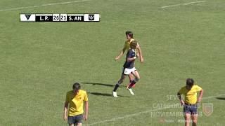 SEVEN M15 2018- 8vos Final Copa ORO - La Plata vs San Andres - Cat 2003