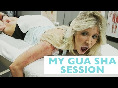 Behind the Bruising: What the Heck is Gua Sha?