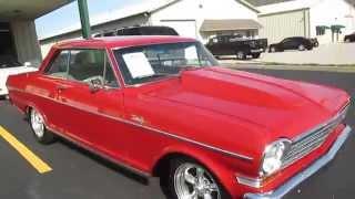 "***SOLD***1964 Nova II, Test Drive, 350, Ford 9"", For Sale, Passing Lane Motors"