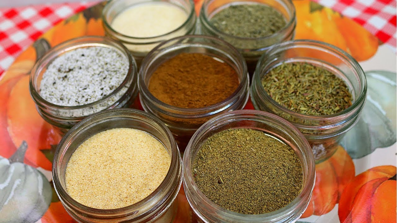 BEST SPICES FOR THANKSGIVING ON A BUDGET - NOREEN'S KITCHEN