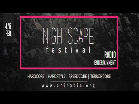 Nightscape Festival #3 Mix 2017 (Mixed by DJ KyuubiRaver)