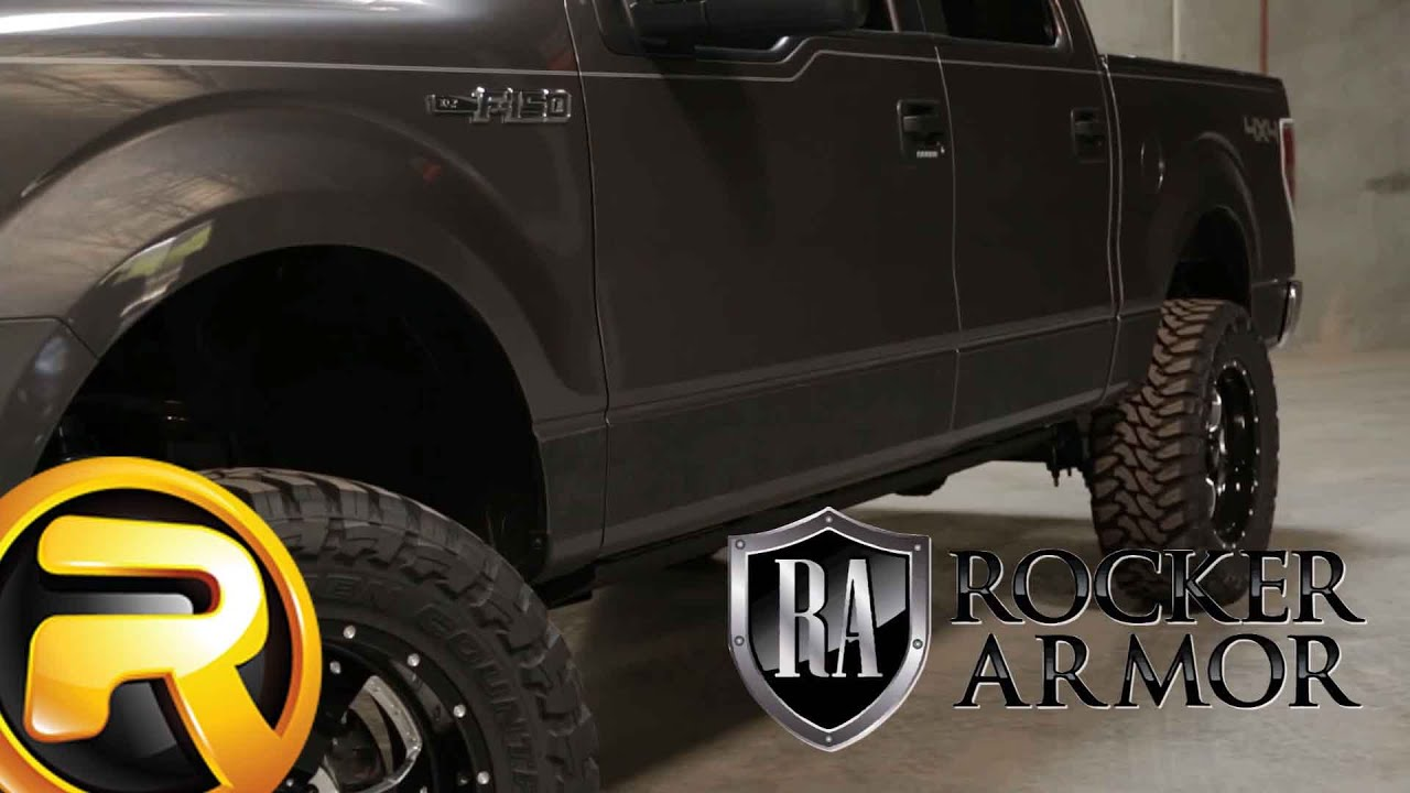 Ici Rocker Armor Rocker Panels Fast Facts Youtube