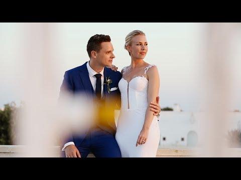 Wedding Videography in Apulia - Masseria Potenti, Manduria    Olivia + Scott