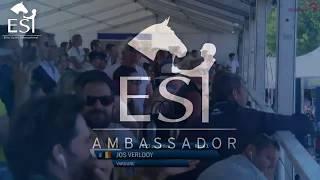 ESI Ambassador VARONE by Verdi x Cordealme & Jos Verlooy BEL