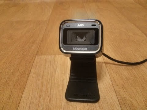 Отключение автофокуса на веб-камере Microsoft Lifecam HD-5000 для Windows 10
