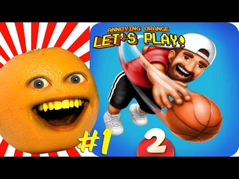 Thumbnail: Annoying Orange Plays - Dude Perfect 2 #1