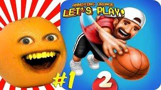 Annoying Orange Plays - Dude Perfect 2 #1
