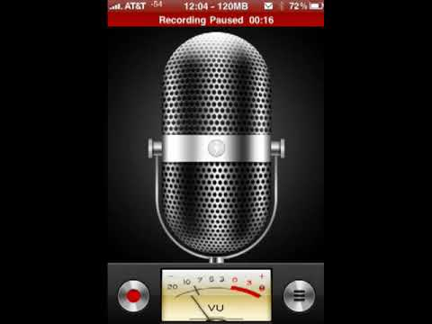 How to record a voice memo on your iPhone