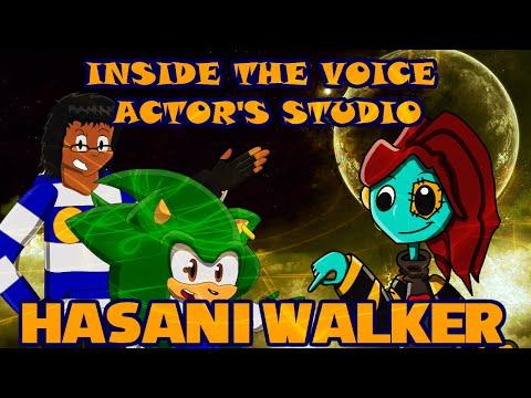 Inside the Artists Studio - ft. HASANI WALKER!!