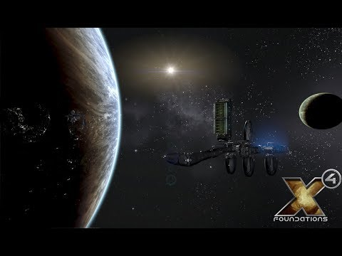 X4 Foundations - версия 3.0 Beta 6