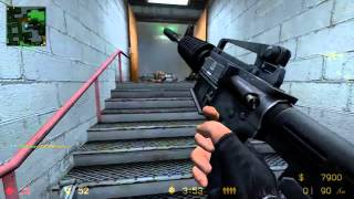 HD Counter Strike Source  Best Player in the World vs  20 EXPERT