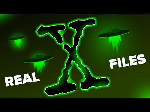 FBI and CIA's Real Life X-Files