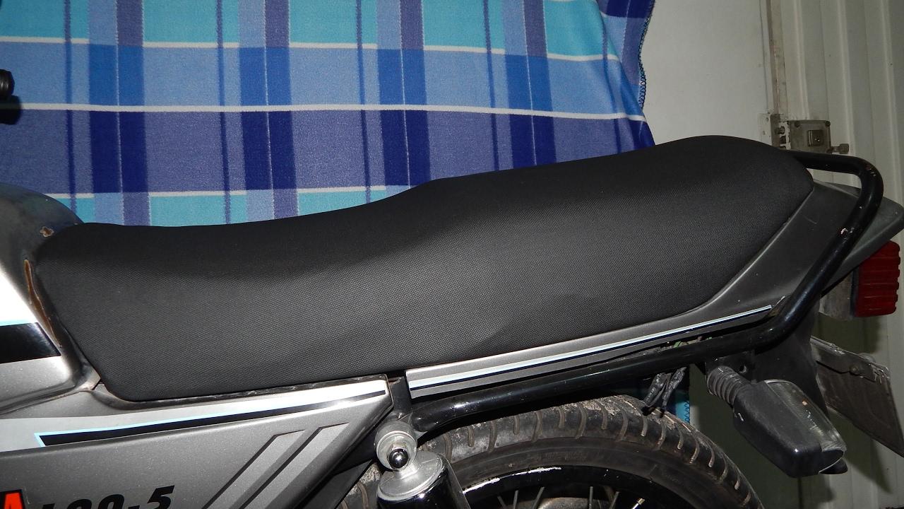 Como tapizar un asiento de moto youtube - Materiales para tapizar ...