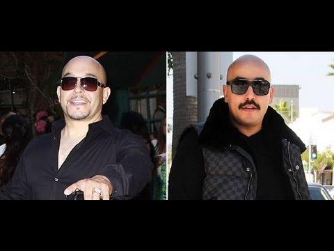 Gustavo y Lupillo Rivera se enfrenaron a golpes